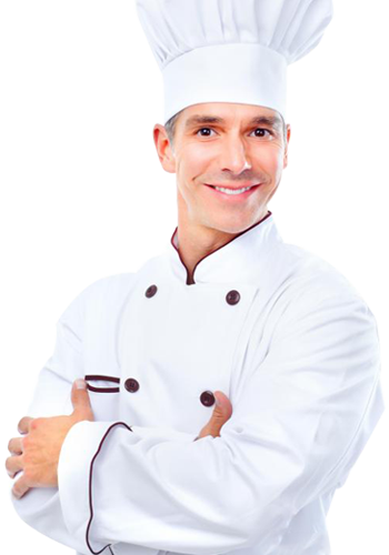 JAMES, Executive chef